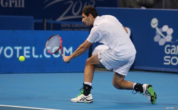 Лазов с победа в първия кръг в Олдензаал