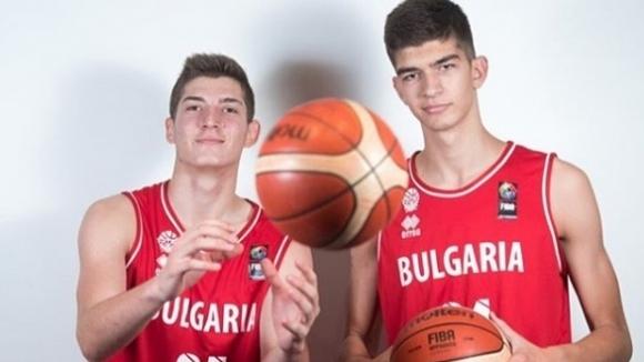В НБА и Испания следят двама наши таланти