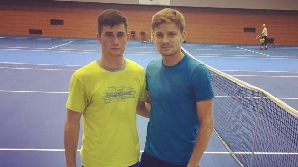 Донев стигна полуфиналите на двойки в Нови Сад