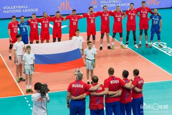 FIVB предложи на Русия да е домакин на Мондиал 2022 за мъже