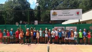 Иванов и Ангелова спечелиха Регионално до 10г. във Варна