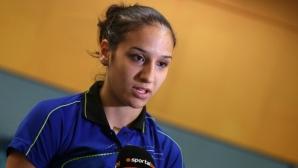 Йовкова започва срещу квалификантка в Панагюрище