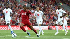 Вайналдум: Ливърпул може да се конкурира с Ман Сити за титлата