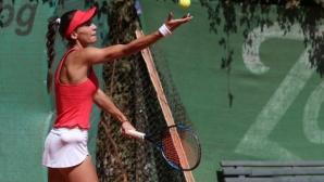 Ани Вангелова на четвъртфинал в Корея