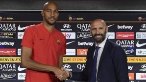 """Официално: Нзонзи подписа с Рома, """"вълците"""" обявиха детайлите"""