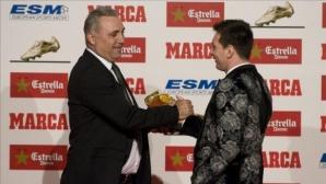 Стоичков защити Меси: Без него Аржентина няма да бие три години
