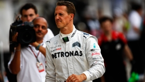 Местят Шумахер в Испания