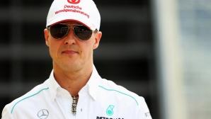 Мениджърът на Шумахер опроверга информацията за местенето му