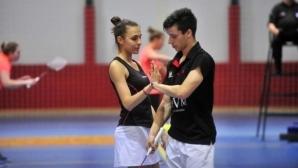 Две титли за България на Открития международен шампионат по бадминтон