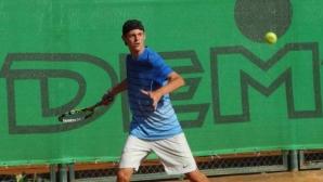Лазаров достигна влезе в топ 8 на турнир в Румъния