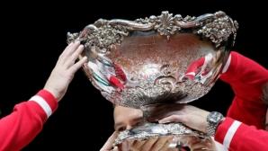 """ITF одобри историческата реформа в турнира за """"Купа Дейвис"""""""