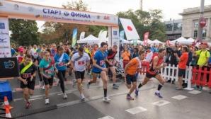 Любители и професионалисти отново ще бягат в щафетен маратон в центъра на София
