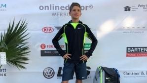 Виктор Киров е полуфиналист в Австрия