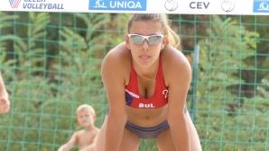 Дулева и Гаджева записаха 2 поредни загуби на Евро 2018