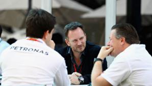 Кризата в Макларън вреди на Формула 1, казва Хорнер
