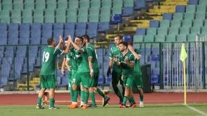 Блестящ Петър Атанасов изведе Ботев (Враца) до втора победа в Първа лига (видео)