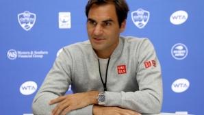 Федерер иска повече мачове във формат 3 от 5 сета