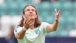 Изненада: един от символите на Атлетико иска да напусне
