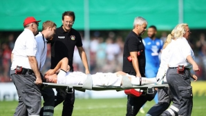 Халф на Байер Леверкузен получи контузия на коляното