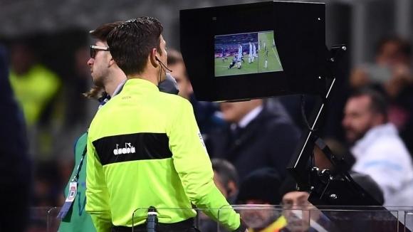 Полемики в Италия относно използването на ВАР в 1-ия кръг на Серия