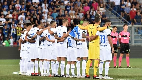 Интер е средняшки отбор, когато губи в резултата