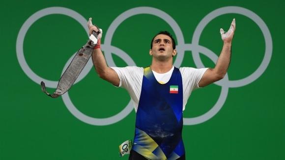 Сохраб Моради вече е абсолютен световен рекордьор в кат. до 94 кг във вдигането на тежести