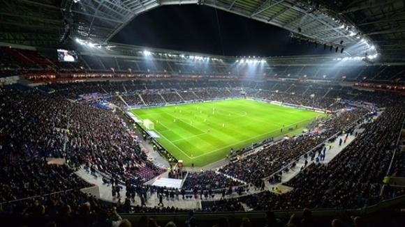 Лион започва Шампионска лига пред празни трибуни