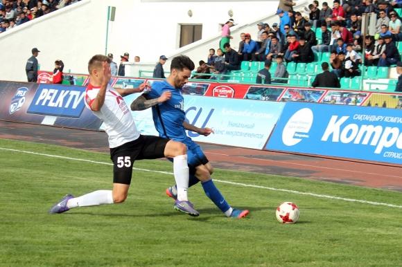 Иртиш спря серията от загуби срещу тима на Николай Костов