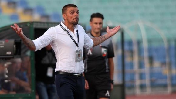 Вальо Илиев си намери нов отбор във Втора лига