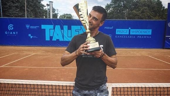 Кузманов е шампион в Познан