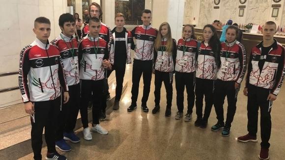 Приключихме с 4 медала Световното по таекуон-до ITF в Беларус