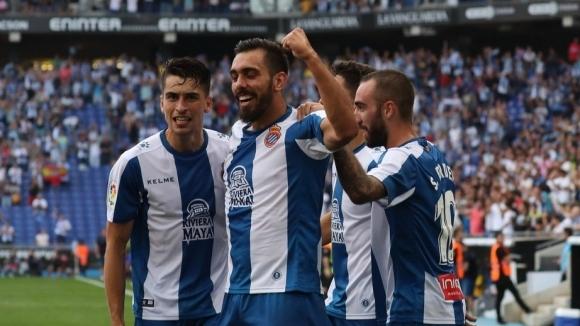Валенсия претърпя крушение в Барселона