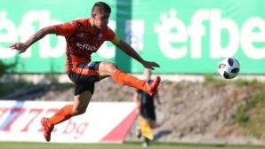 Верея рестартира сезона срещу Витоша