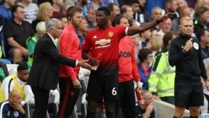 Погба разкритикува отношението на всички играчи в Юнайтед, включително и своето