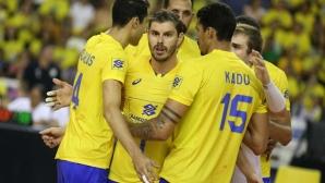 Олимпийските шампиони от Бразилия постигнаха 2 победи срещу Холандия