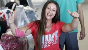Даниела Тодорова спечели още един медал за България на ЕП за хора с увреждания