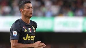 Кристиано Роналдо: Искам ШЛ с Ювентус
