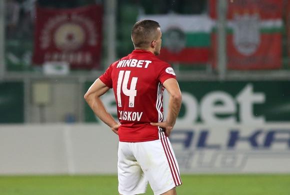 Хубчев вика младок от ЦСКА-София?
