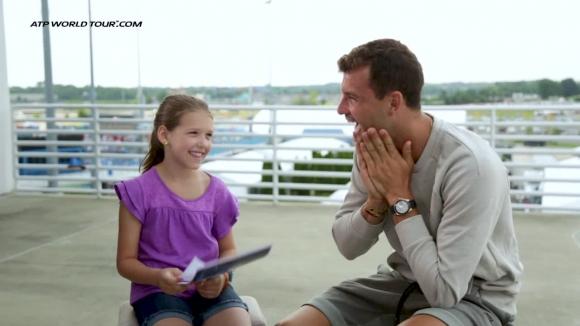 Григор даде необичайно интервю преди мача с Вавринка (видео)