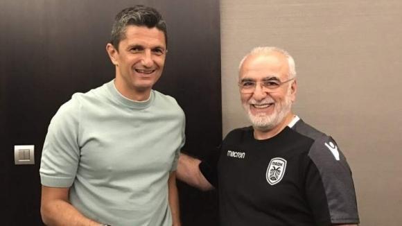 Разван Луческу остава начело на ПАОК (Солун)