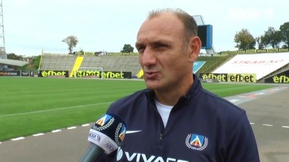 Новият помощник на Стоянович: Ще работя за един от най-големите клубове на Балканите