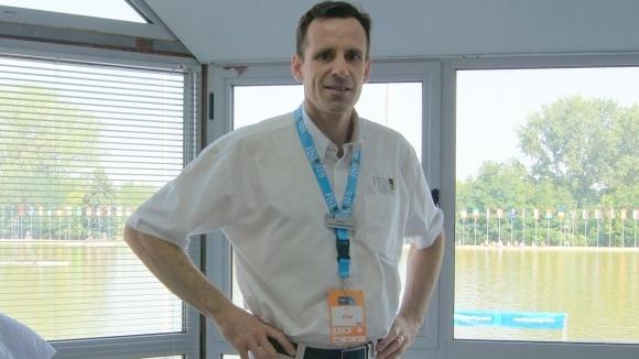 Шефът на световното гребане пристига в Пловдив