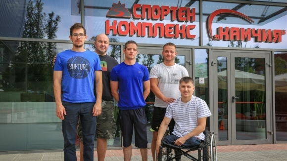 """Руски и български параолимпийски шампиони се срещат в """"Камчия"""""""