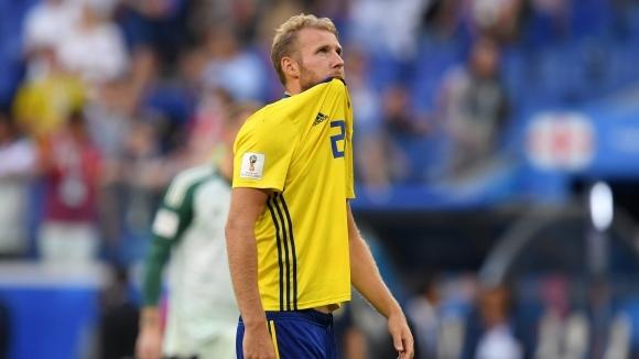 Шведски нападател се оттегли от националния отбор