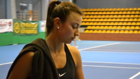 Топ поставената Аршинкова стигна 1/4-финалите на ДП по тенис