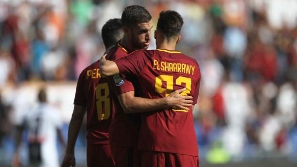 Ел Шаарауи: Строотман ще липсва много на Рома