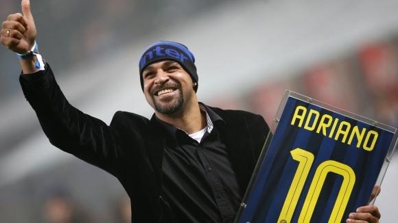 Адриано: Тренирах мъртвопиян, Интер опита да скрие проблемите ми