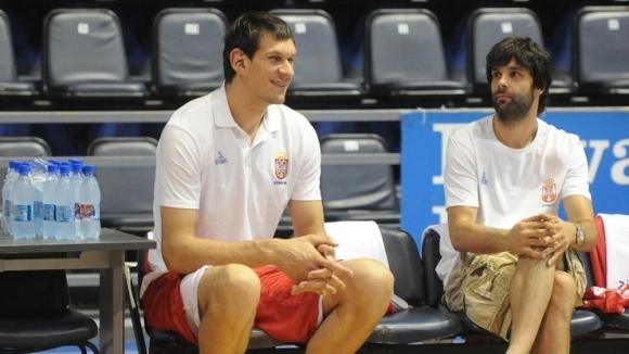 Сърбия без Теодосич и Марянович в квалификациите