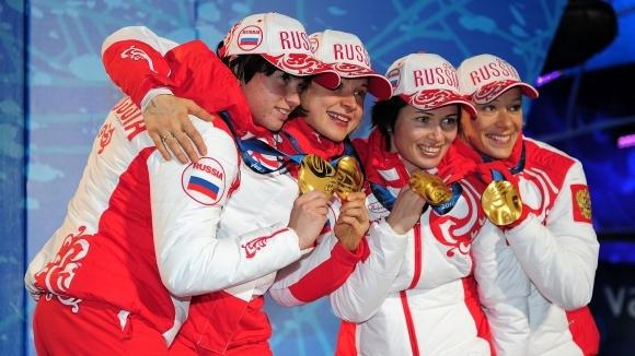 Взеха на мушка олимпийски шампиони заради съмнение за допинг
