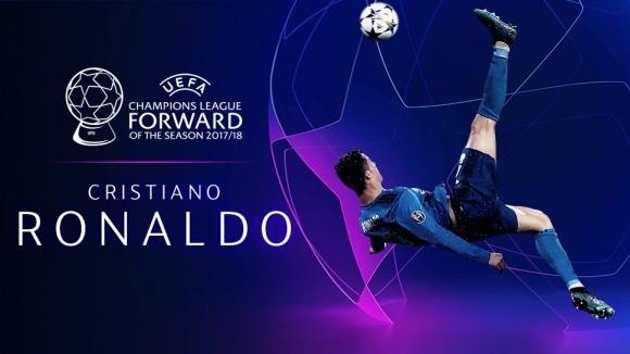 Реал Мадрид очаквано доминира сред индивидуалните награди на УЕФА